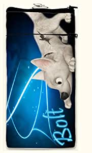 Active Elements enhanced Multipurpose both side printed, waterproof Smart mobile pouch Design No-PUC-16342-L Comfortably Fit for large Phones Size up to Samsung Note-2/3//4, HTC M7/8/ Sony L36/39 etc