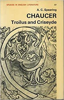 a literary analysis of troilus and criseyde by chaucer Buy 'troilus and criseyde' by jenni  literary theory  and learning resource which is aimed mainly at students of chaucer its analysis covers the.