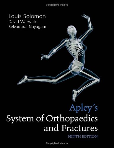 Apley'S System Of Orthopaedics And Fractures, Ninth Edition Ise