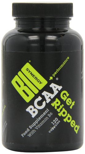 Bio-Synergy Performance BCAA 2.1.1 - 120 capsules
