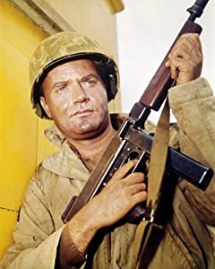 COMBAT! VIC MORROW 24X36 POSTER PRINT: Amazon.ca: Home & Kitchen