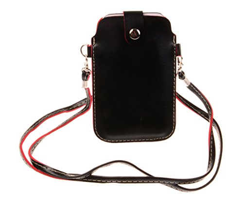Bronze Times Pinky Color PU Leather Mini Mobile