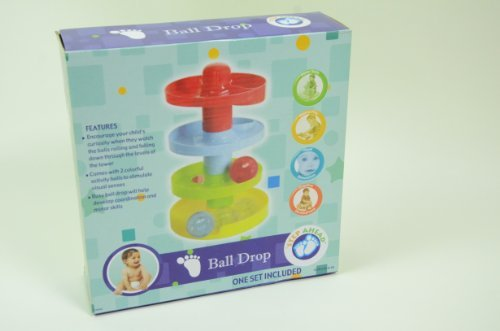 Ball Drop Baby Toy - 1