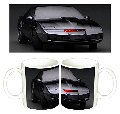 El Coche Fantastico Knight Rider KITT B Tazza Mug