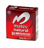 Mates Natural (3 Pack)