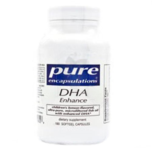 Dha Enhance 180 Softgels