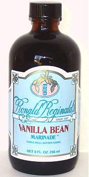 Vanilla Bean Marinade - 8 Fl Oz