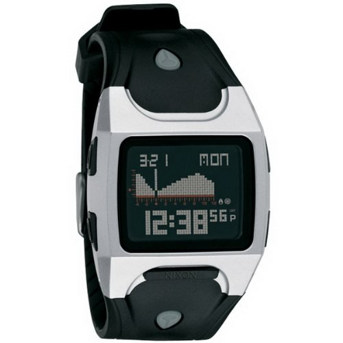 Nixon Herren-Armbanduhr Digital Plastik A530130-00 