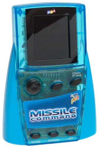 Classic Arcade Missile Command Handheld Game - 1