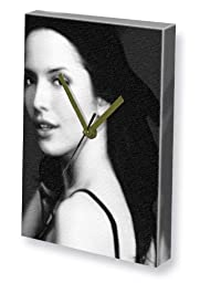 ANDREA CORR - Canvas Clock (LARGE A3 - Signed by the Artist) #js001
