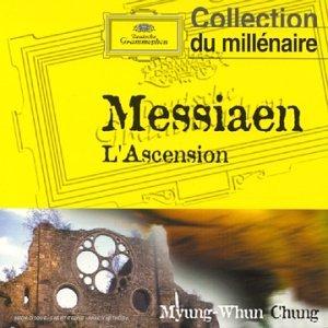 Messiaen - Offrandes oubliées, l'Ascension... 41TQN8WN00L._