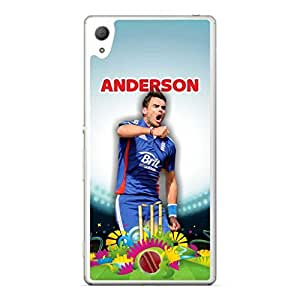 a AND b Designer Printed Mobile Back Cover / Back Case For Sony Xperia Z4 (SON_Z4_550)
