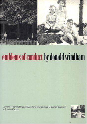 Emblems of Conduct (Brown Thrasher Books)