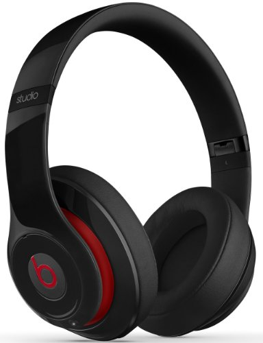 Beats By Dr. Dre Studio Wireless Over-Ear Headphones (Black)