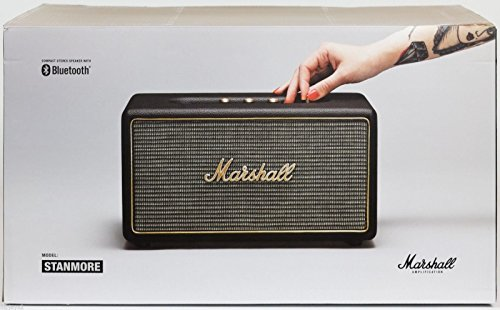 Click to buy Marshall Stanmore Bluetooth Speaker Portable System We Ship Internationally - From only $99