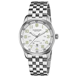 Victorinox Herren-Armbanduhr XL Professional AnalogAutomatik Edelstahl 241506