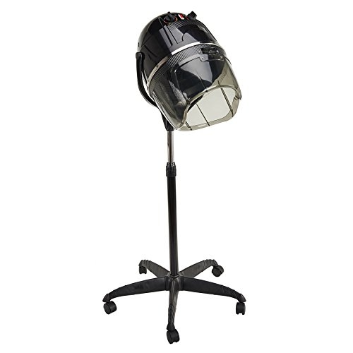 orion-motor-tech-professional-stand-up-hair-dryer-with-timer-swivel-hood-caster-for-salon-black