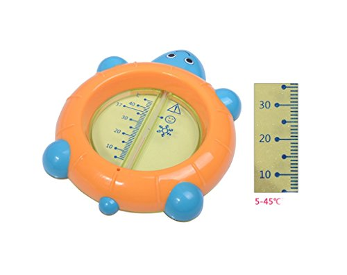 Cute baby infant bath Tub water thermometer thermometers (Whale Tub Thermometer compare prices)