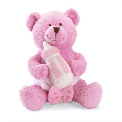 It's A Girl! Teddy Bear - Buy It's A Girl! Teddy Bear - Purchase It's A Girl! Teddy Bear (SunRise, Toys & Games,Categories,Stuffed Animals & Toys,Teddy Bears)