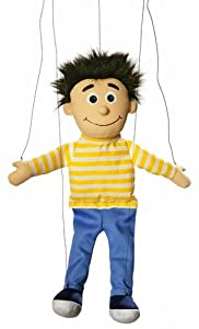 Marionette Bobby from Silly Puppets