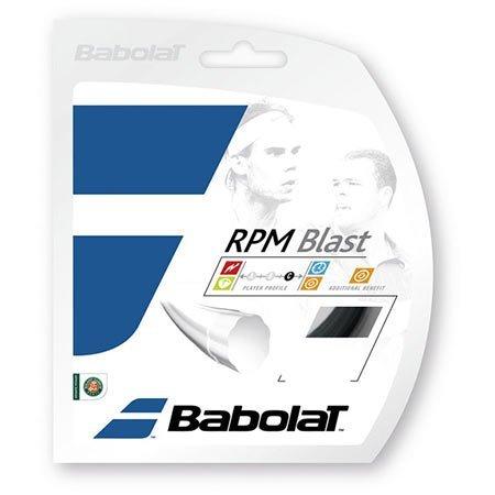 バボラ(BabolaT) RPMブラスト 120/125/130 BA241101 ブラック 125