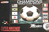 echange, troc Champions World Class Soccer
