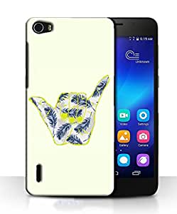 PrintFunny Designer Printed Case For HuaweiHonorHolly6
