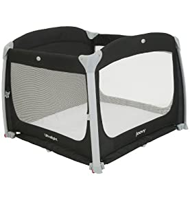 Joovy Room2 Ultralight Playard Black