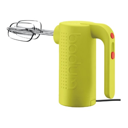 Bodum 11151-565 Bistro Electric Hand Mixer - Lime Green