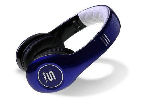 SOUL by Ludacris Headphones (Blue)