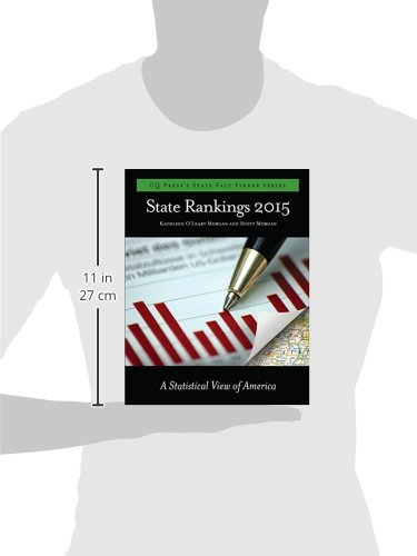 State Rankings 2015: A Statistical View of America