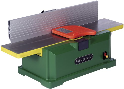 Woodtek 115955 machinery jointers planers 6 bench top jointer 1 1 2hp 120v 10 amp Bench planer