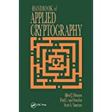 Handbook of Applied Cryptography (Discrete Mathematics and Its Applications) ~ Alfred J. Menezes