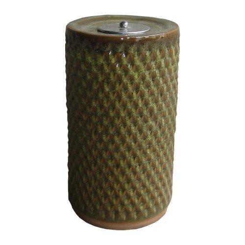 Smart Garden Apollo Ceramic Garden Torch, 13-Inch H, Sierra Garden 215088-13SG image