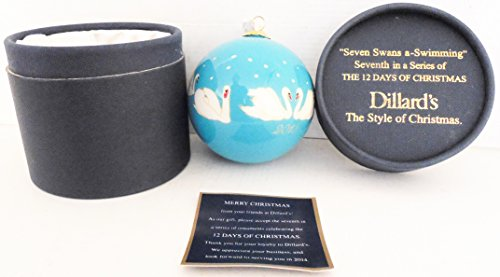 dillards-the-12-days-of-christmas-seven-swans-a-swiming-glass-ornament-dated-2013