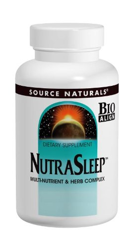 Source Naturals Nutrasleep, 200 Tablets