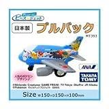ANAポケモン プルバック ANA ピース★ジェット MT393