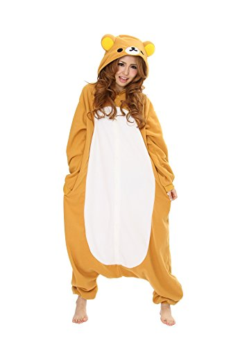 Rilakkuma Kigurumi (All Ages Costume)