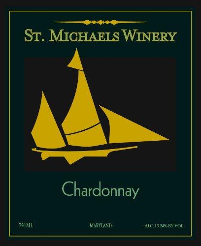 2011 St. Michaels Md Chardonnay 750 Ml