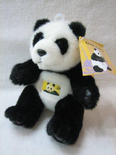 "Panda 7"" Plush Commemorating the USPS Panda Stamp"