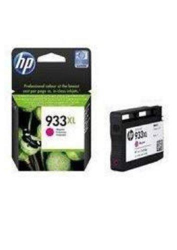Original Druckerpatrone HP 933XL Magenta bestehend aus CN055AE für HP Officejet 6600 Tintenpatronen + 10 Blatt Fotopapier von Toner und Tinten Fuchs