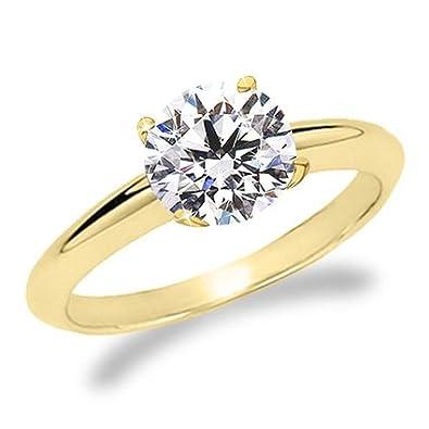 Yellow Canary Diamond Wedding Rings 68 Trend  carat diamond engagement