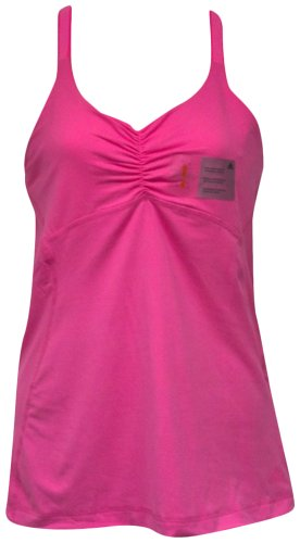 d9895b132c6 Adidas Women s Empower Climalite Training Tank Top Ultra Pop Pink Small 4 6