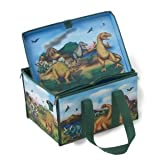 41TR%2BVhEUhL. SL160  Neat Oh! ZipBin Dinosaur Medium Play Set