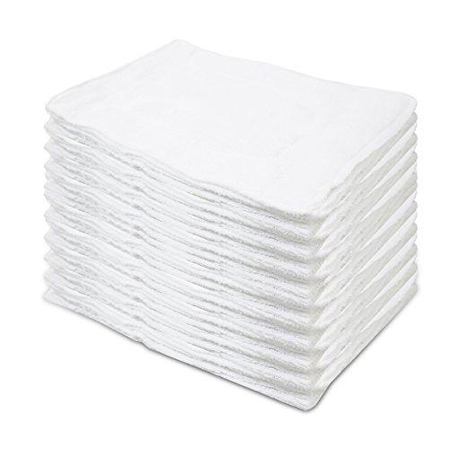 綿100% タオル ぞうきん 50枚組 業務用(20×30cm) 中厚タイプ