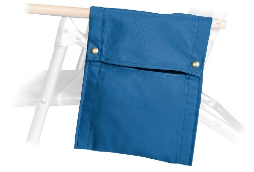 Telescope Casual Beach Chair Side Bag, Cobalt (Discontinued By Manufacturer)