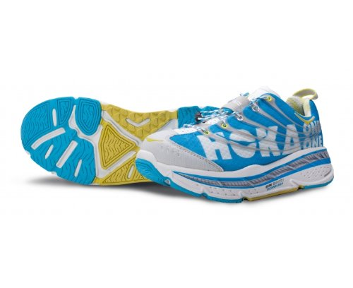 HOKA ONE Stinson Tarmac Ladies Running Shoe