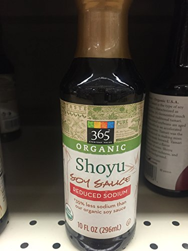 365 Everyday Value Organic Shoyu Soy Sauce - Reduced Sodium (Organic Soy Sauce compare prices)