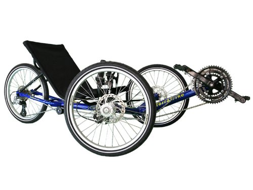 TerraTrike Cruiser Recumbent Trike