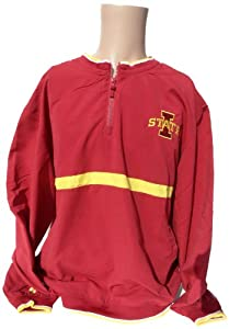 NCAA Iowa State Cyclones Wind Jacket by Donegal Bay
